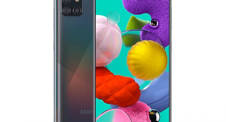 Samsung Galaxy A51 [256GB ROM/8GB RAM] MY Set