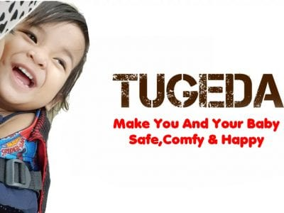 TUGEDA BABY CARRIER (SOFT STRUCTURED CARRIER)