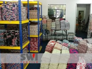 Pemborong Kain Cotton Murah, Cantik, Berkualiti