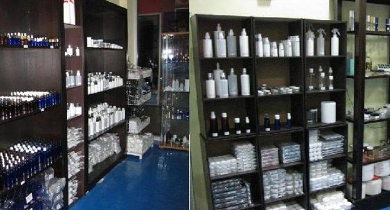 Retail & Wholesale Plastic Bottles, Glass Bottles and Jar