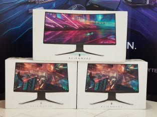 Alienware Gaming Monitors restock