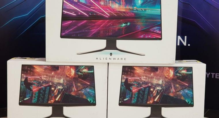 Alienware Gaming Monitors restock