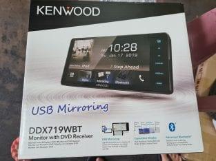 Kenwood ddx719wbt