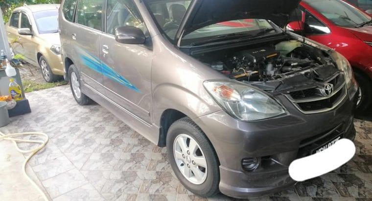 Toyota avanza 1.5E auto tahun 2009