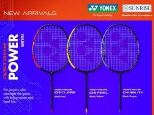 Badminton Raket ASTROX POWER SERIES