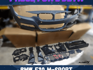 BMW F30 M-Sport Front Bumper Set