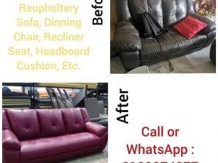 Repair Sofa