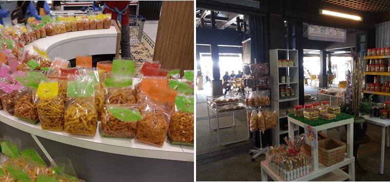 Pelbagai Kacang, Muruku Delivery seluruh Malaysia