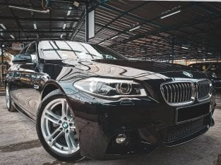 BMW 528i 2.0 M SPORT FACELIFT DIGITAL METER