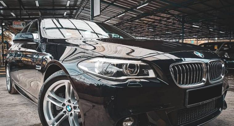 BMW 528i 2.0 M SPORT FACELIFT DIGITAL METER