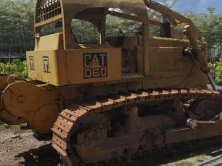 Bulldozer d6d untuk dijual