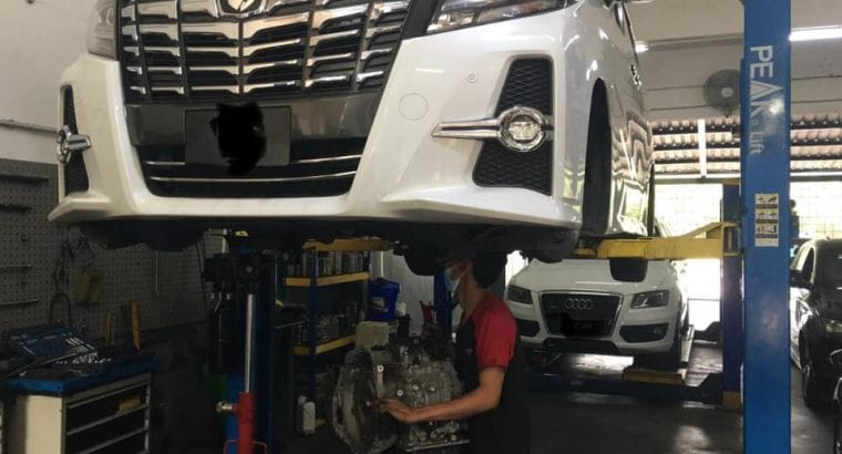 Service centre repair for continental cars