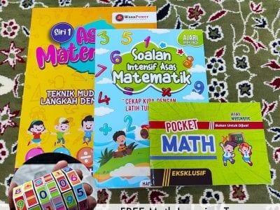 Genius Matematik darjah 1-6