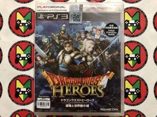 NEW PS3 Dragon Qudrat Heroes