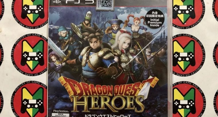 NEW PS3 Dragon Qudrat Heroes