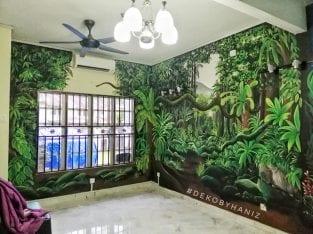 Tempahan Lukisan Dinding – MURAL
