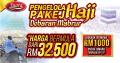 Menyediakan perkhidmatan Umrah dan Haji berserta kemudahan untuk semua pelanggan kami.