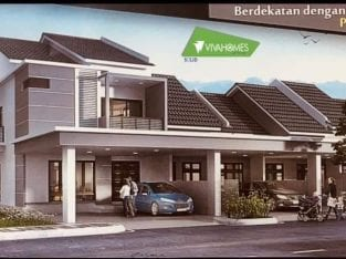 Single Storey ( 37 units ) Bukit Setongkol Bay Route