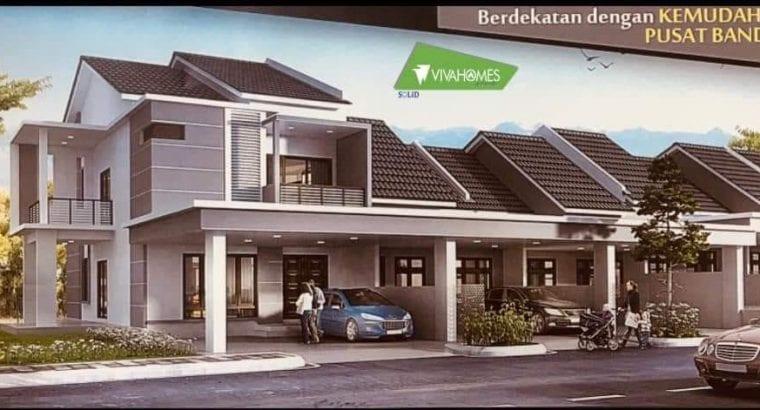 Single Storey ( 37 units ) Bukit Setongkol Bay Route