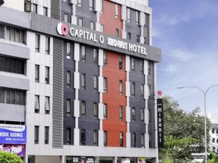 A 3 star hotel in KL selling below market price