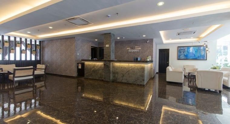 A 3 star hotel in KL selling below market price