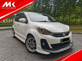 Perodua MYVI 1.5 EXTREME CAR KING FULL LOAN