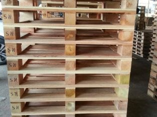 Wooden Pallet Supplier