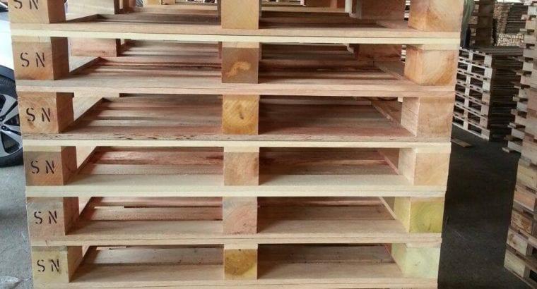 Wooden Pallet Supplier