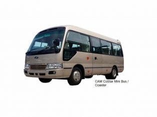 New CAM CoStar Hino Coaster 20 ~ 28 Seat Mini Bus