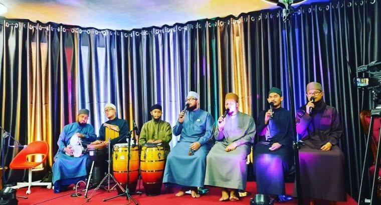 kumpulan nasyid Qathrunnada