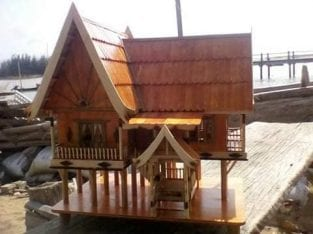 Rumah Replika Ala Thailand