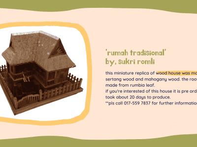 Rumah Mini Tradisi