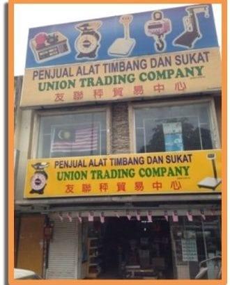 Penjual Alat Timbang dan Sukat