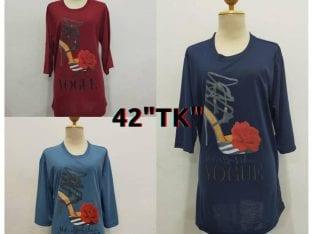 Tshirt Wanita Size-42