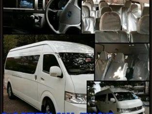 Van Sewa – Komuter 15 & Placer X 18 seater