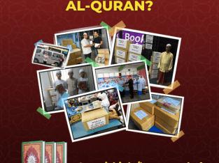 PERLUKAN Al-QURAN WAKAF?