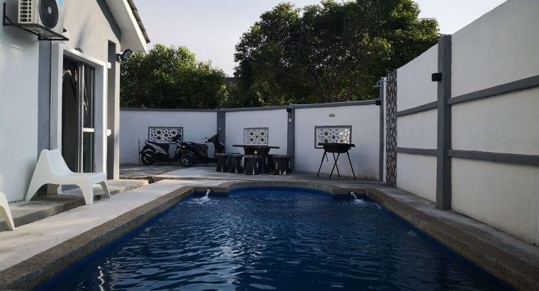 Zayuna Homestay w swimming pool (Muslim Only)