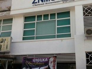 Penubuhan Syarikat Sdn Bhd dan penyediaan akaun