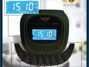 Time Recorder BIOSYSTEM iClock12 Mesin Punch Card Machine Murah