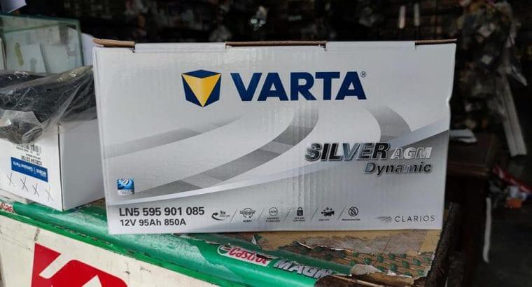 VARTA AGM BATTERY LN5