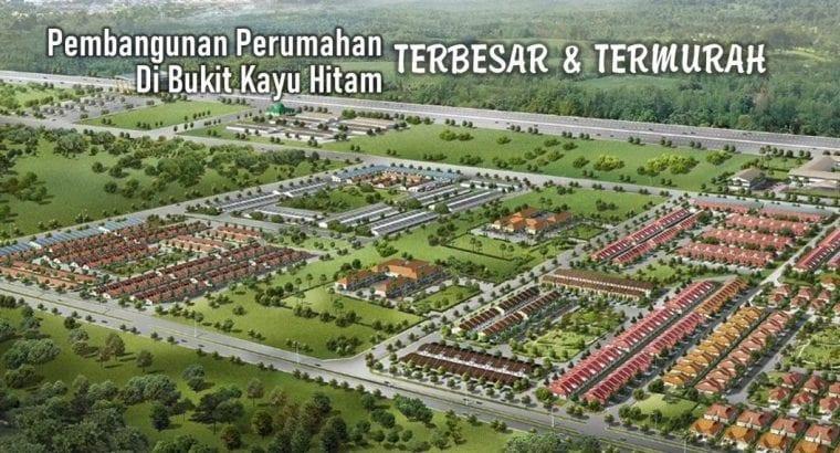 Bandar berkomprehensif terbesar di Utara Kedah/Perlis.