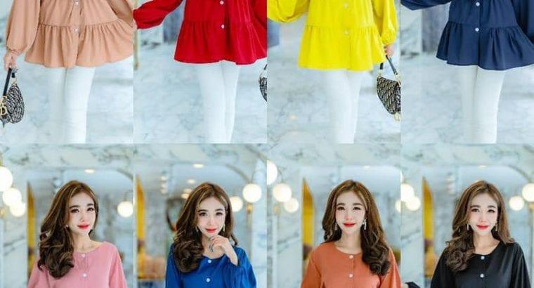 Borong pakaian termurah dari thailand