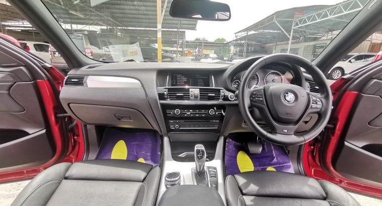 BMW X4 2.0 (A) xDrive28i M Sport 2014