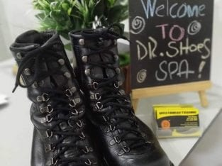 Baiki kasut, bag dan barangan kulit