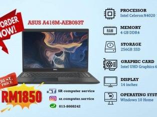 Brand NEW Pre-order laptop Murah-murah