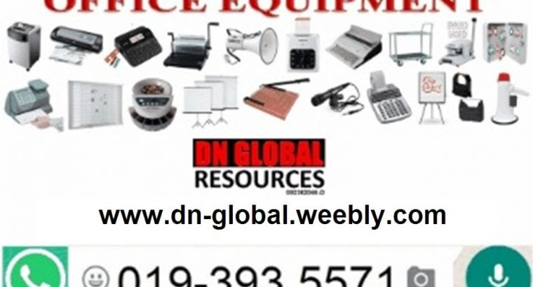 Supplier Office Equipment and Automation in Selangor, Malaysia