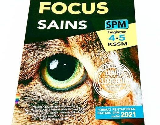 Focus Sains SPM Tingkatan 4 & 5