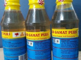 AIR GAMAT ASLI LANGKAWI – 250ml