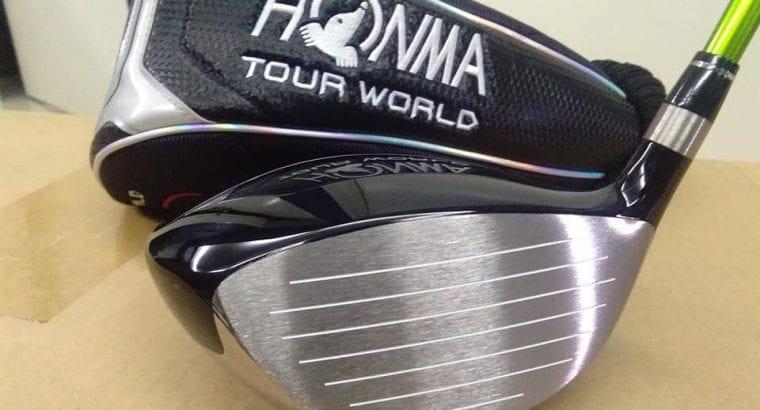 Driver HONMA TOUR WORLD TW727 455S 10.5°