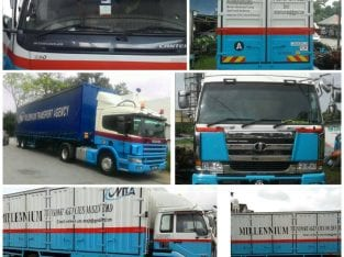 MILLENNIUM TRANSPORT AGENCY